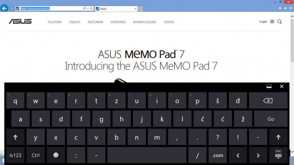 Asus Transformer Book T100TAF  Screenshot 02