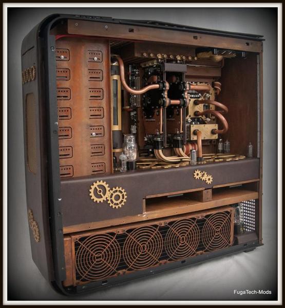 19 - Steampunked TJ11 by Shane Fuga