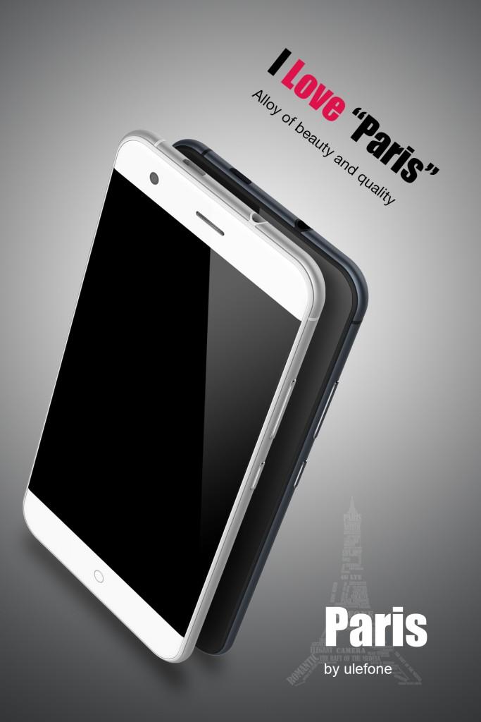 Ulefone Paris 01