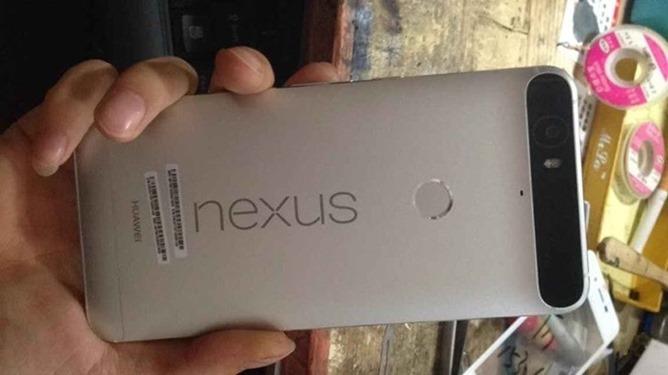 Huawei Nexus 6P poledjina