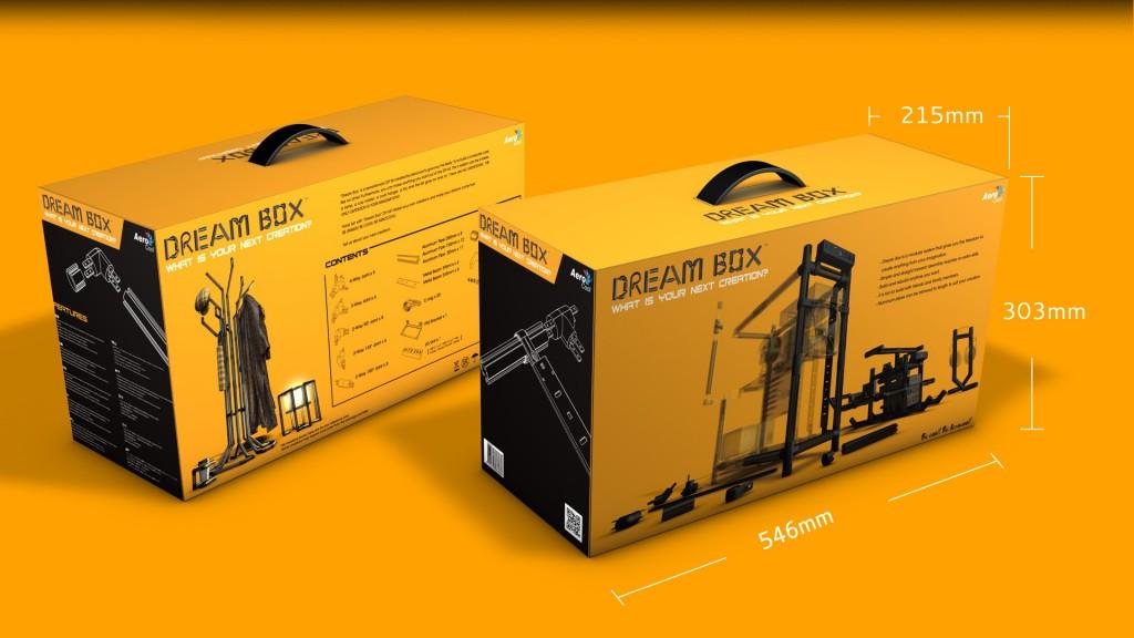 AeroCool Dream Box 01