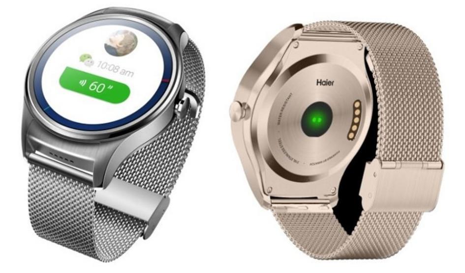 Haier smartwatch