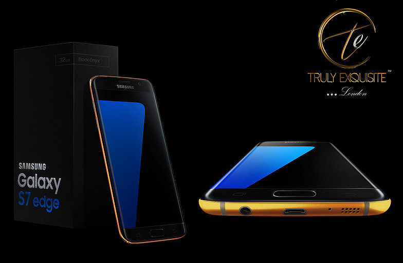 Samsung Galaxy S7 Gold 01