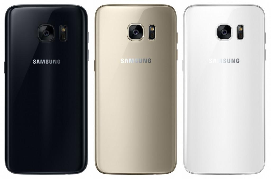 Samsung Galaxy S7 ledja