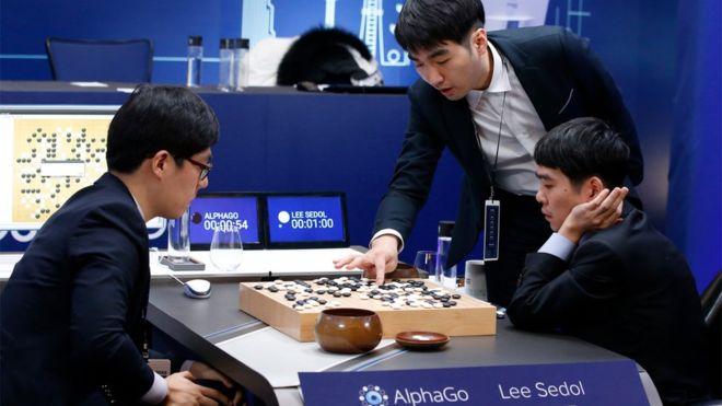 AlphaGo AI 02