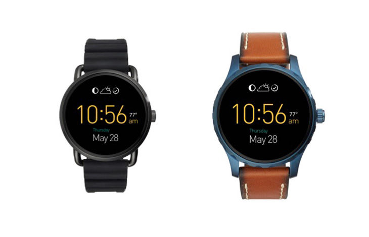 Fossil Q Wander and Q Marshal 01