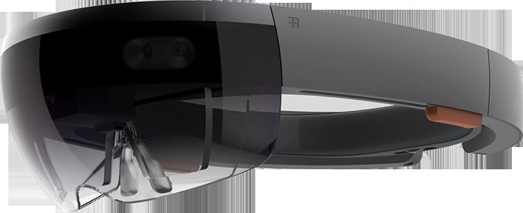Microsoft HoloLens 01