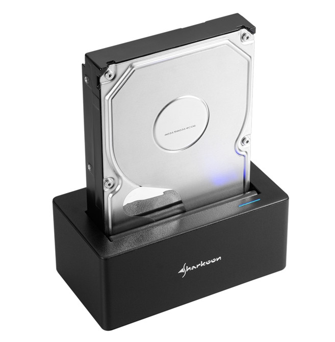 Sharkoon QuickPort USB 3.1 01