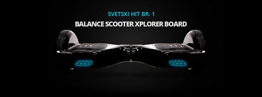 Xplorer Board 01