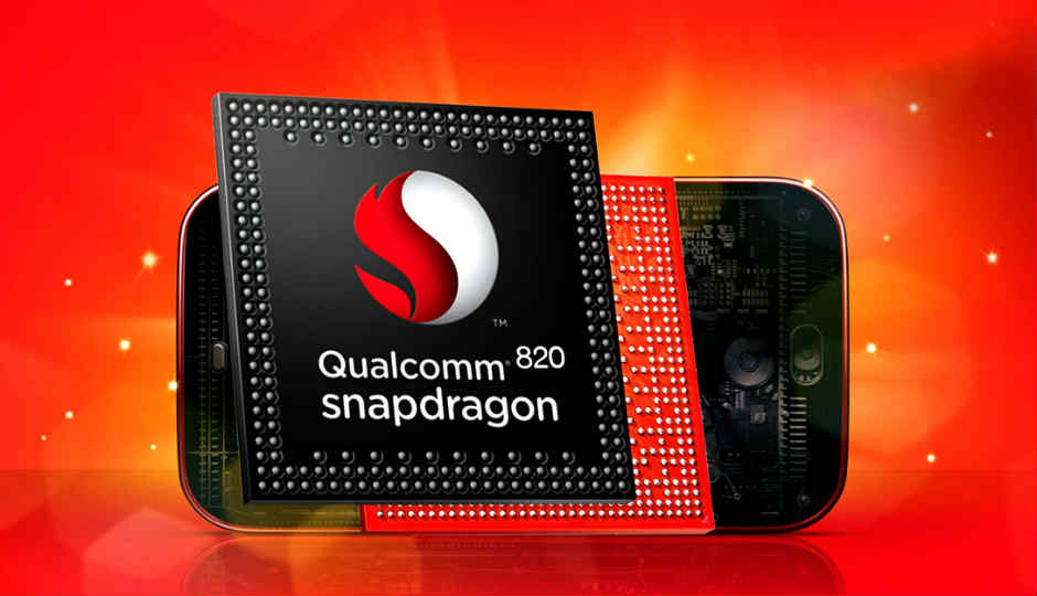 Qualcomm 820 Snapdragon