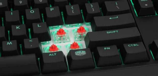 Cooler Master keys