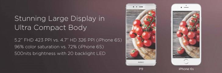 Huawei P9 i P9 Plus 02