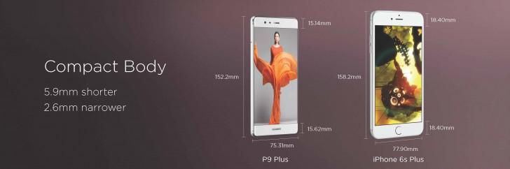 Huawei P9 i P9 Plus 05