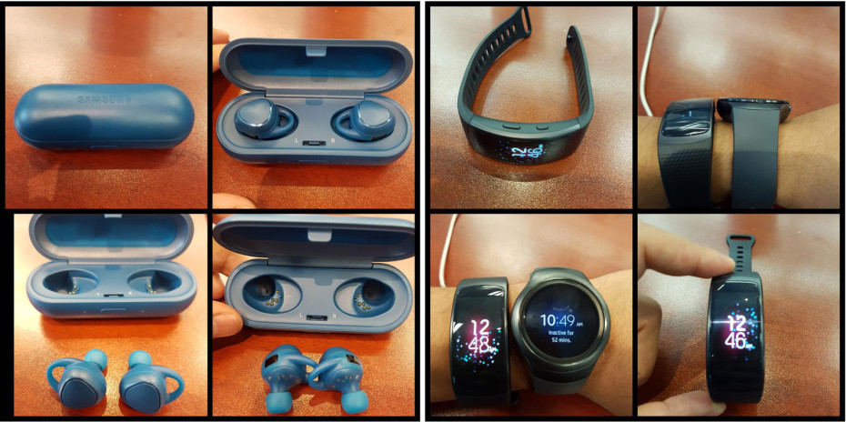 Samsung Galaxy Gear Fit 2 i IconX