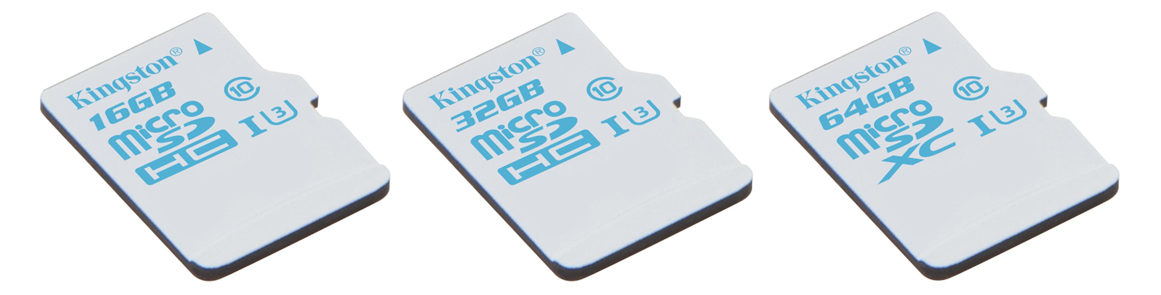 Kingston UHS-I U3