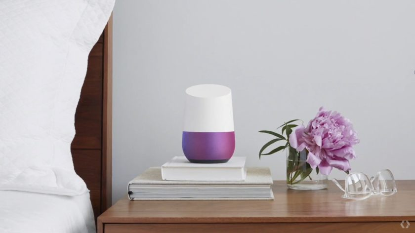 Google IO 2016 - Home 02