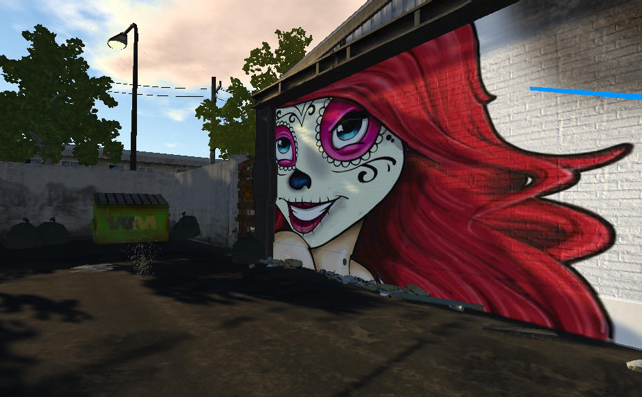 Graffiti Simulator 02