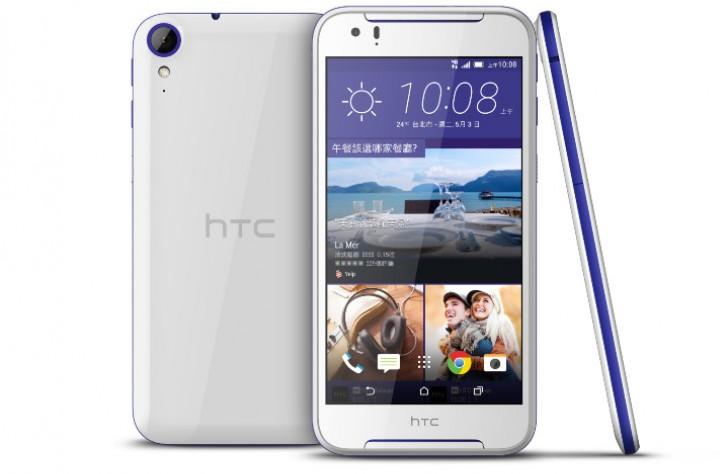 HTC Desire 830 02