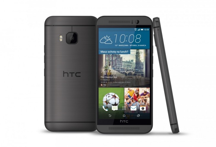 HTC One M9 Prime Camera Edition 01