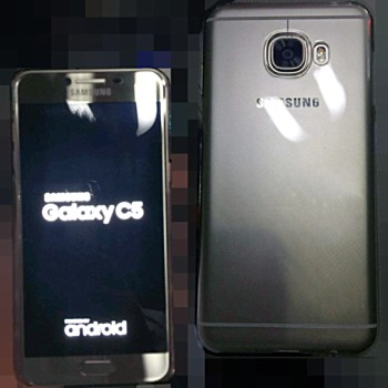 Samsung Galaxy C5 leak 01