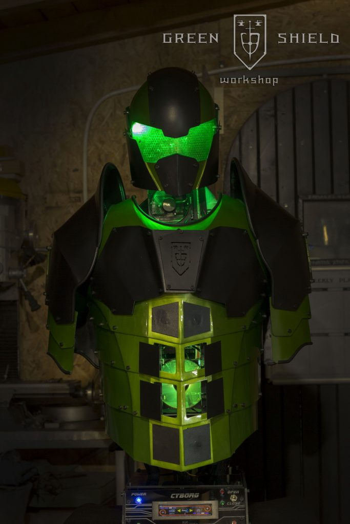 Cooler Master Mod - GSW Cyborg1