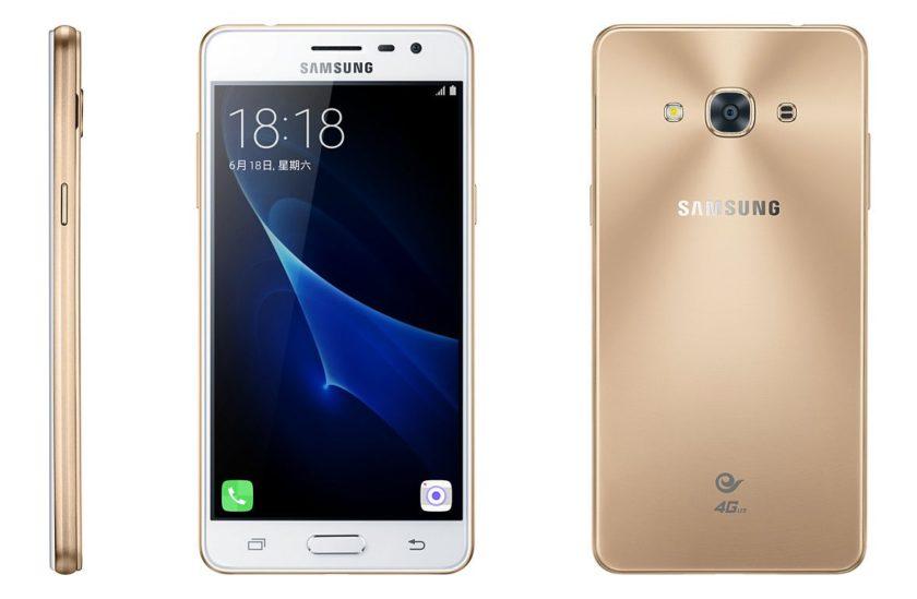 Samsung Galaxy J3 Pro 01