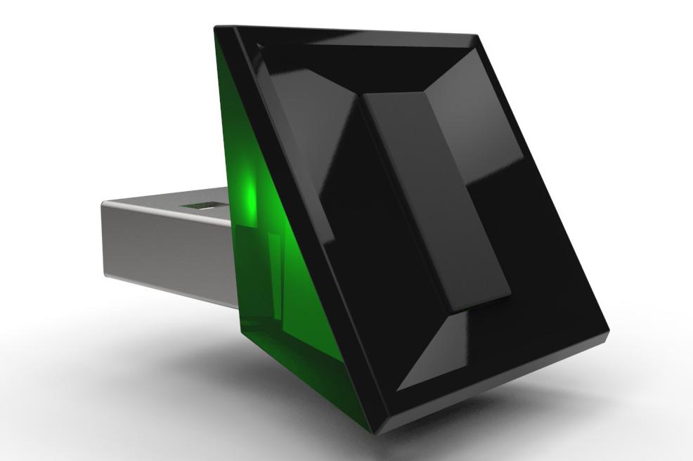 Synaptics USB fingerprint reader 01