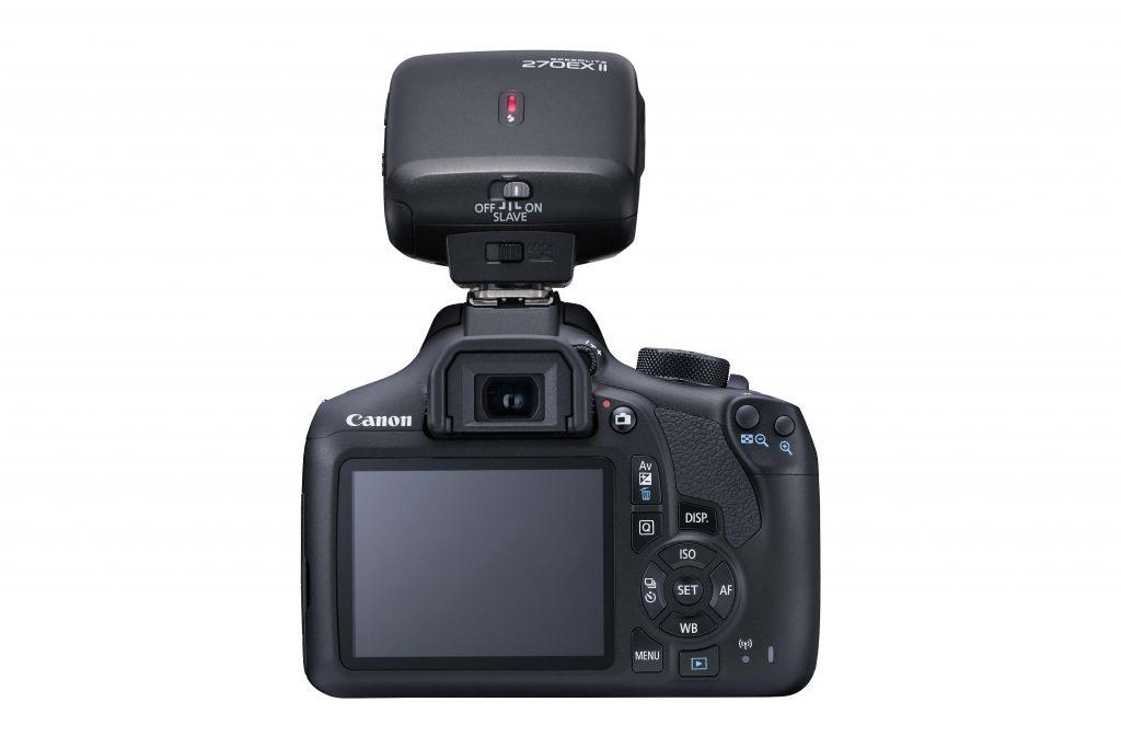 EOS 1300D EF-S18-55 IS II GP-E2 BCK