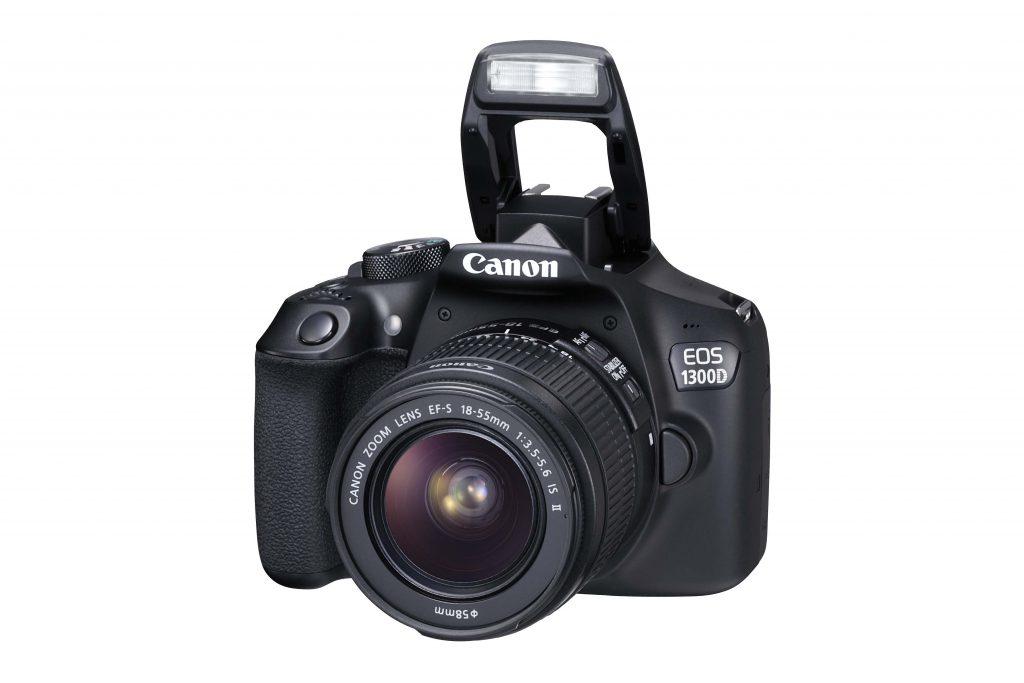 EOS 1300D EF-S18-55 IS II flashup FSL