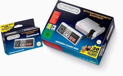 Nintendo NES Classic Edition 02