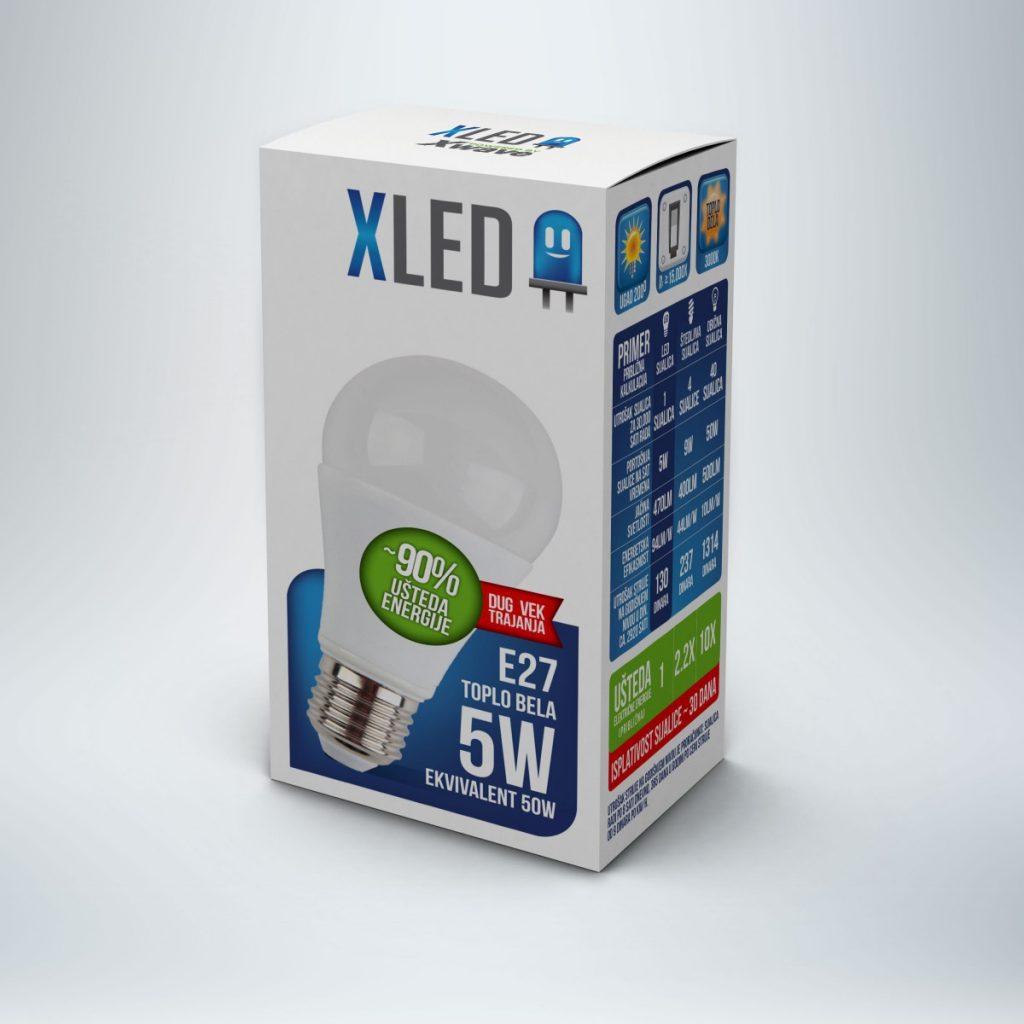 XLED 5W
