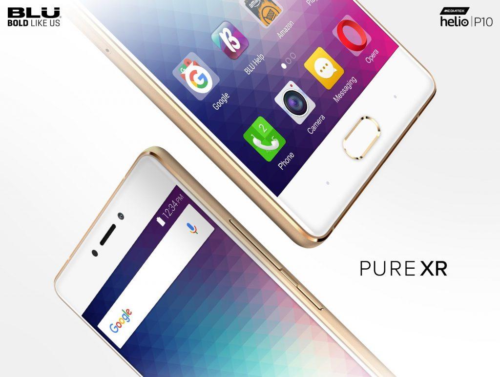 Blu Pure XR 002