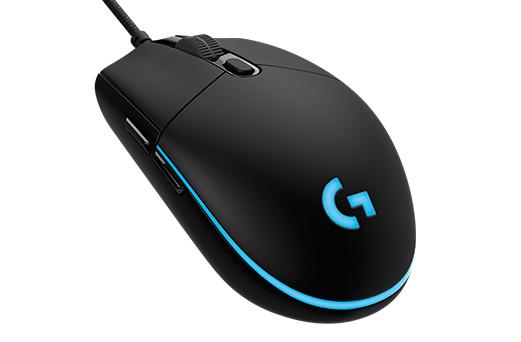 Logitech G Pro Gaming miš 02