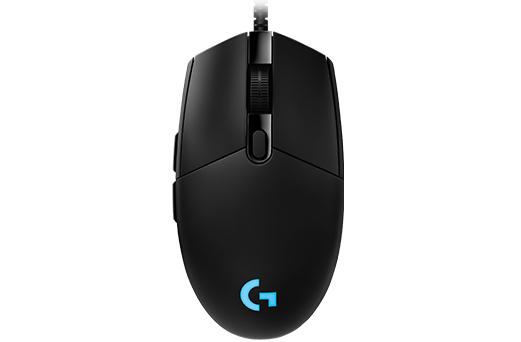 Logitech G Pro Gaming miš 04