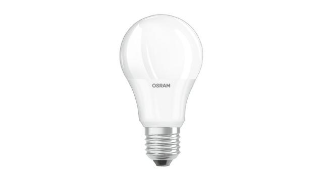 Neutralna LED Osram sijalica E27 snage 10 W, temperature 6500 K i jačine osvetljenja 1055 lm
