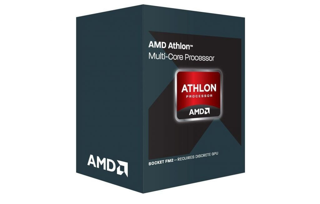 AMD Athlon X4 Quad-Core 840