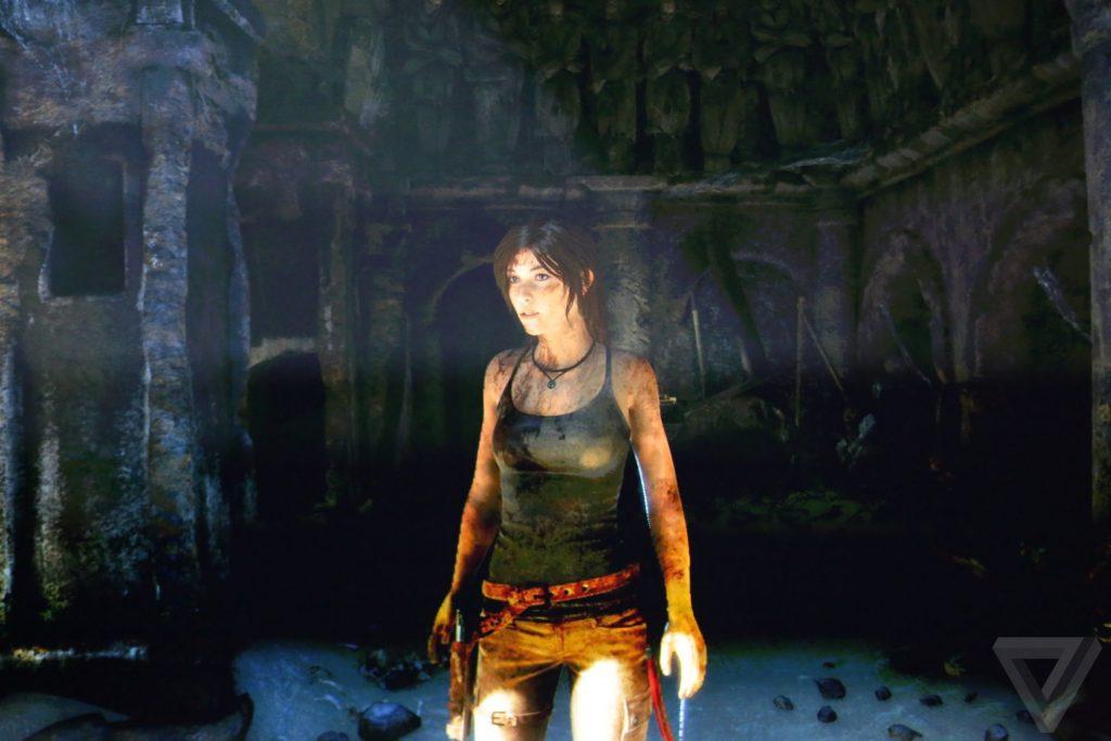 Tomb Raider PS4 Pro