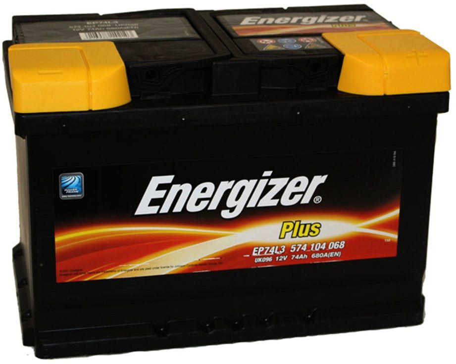 Energizer Plus 12V 74Ah D+ EP74-L3