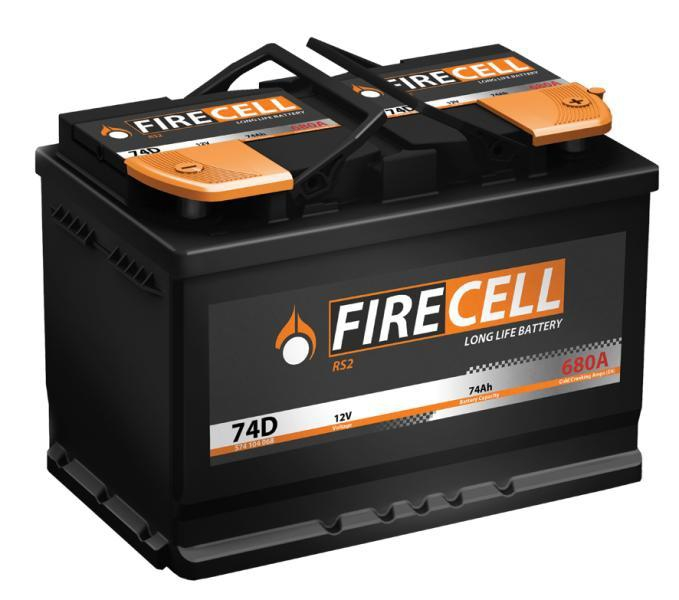 Firecell RS2 12V 95Ah D+ RS295-L5