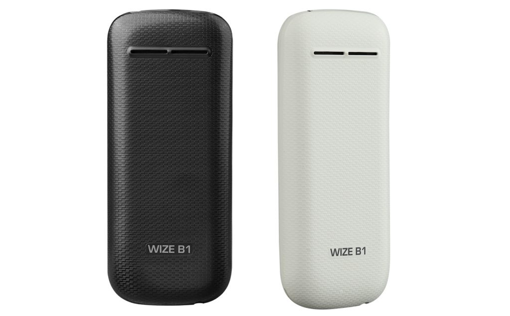 Prestigio Wize B1 Black-White 02