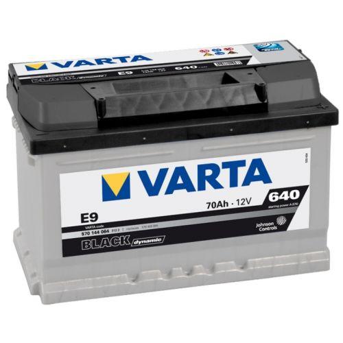 VARTA 12V70 AH D+