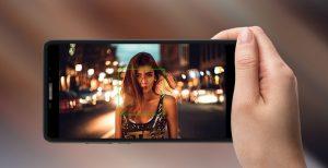 Smart-telefon-Bluboo-kamera