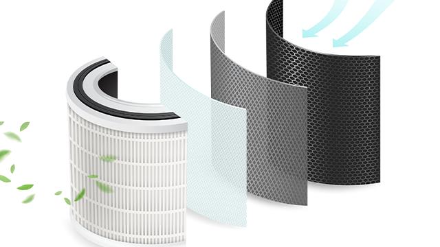 Proces filtriranja vazduha na prečišćivaču za vazduh