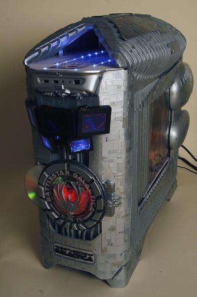 7 - Battlestar Galactica Mod by Brian Carter