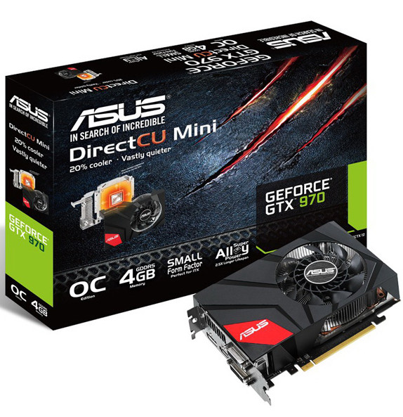 GeForce GTX 970 DirectCU Mini 91d