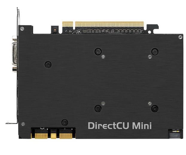 GeForce GTX 970 DirectCU Mini 91e