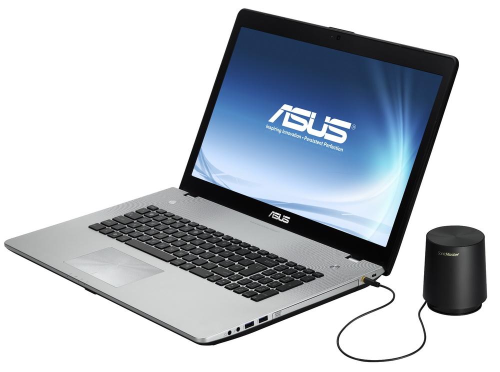 ASUS N76 Notebook