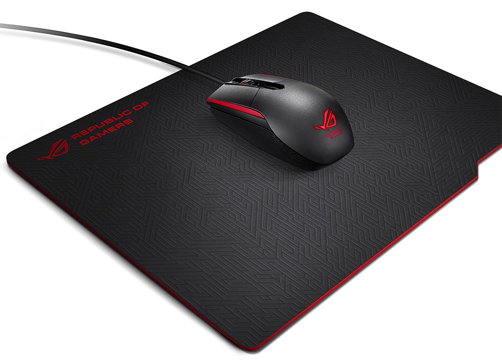 ASUS Whetstone Mousepad 125e