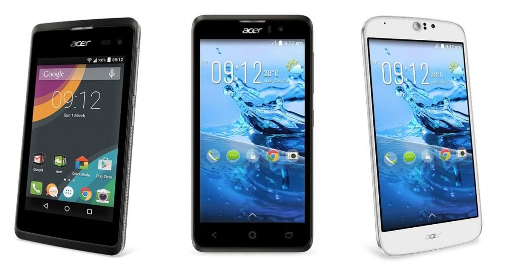 Acer Liquid serija