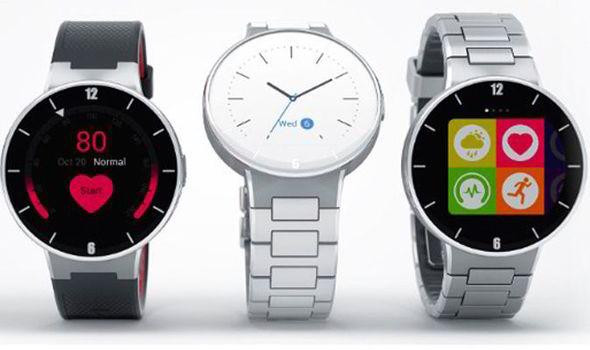 Alcatel Smartwatch 01
